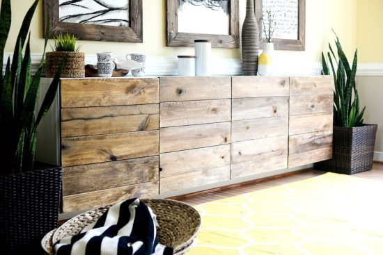 Ikea Sideboard Hack Place of My Taste