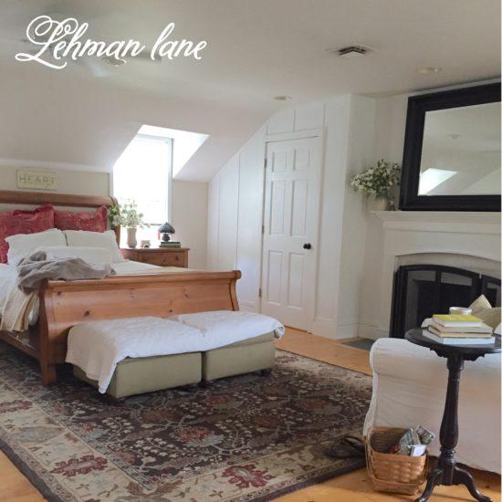 Master Bedroom Lehman Lane