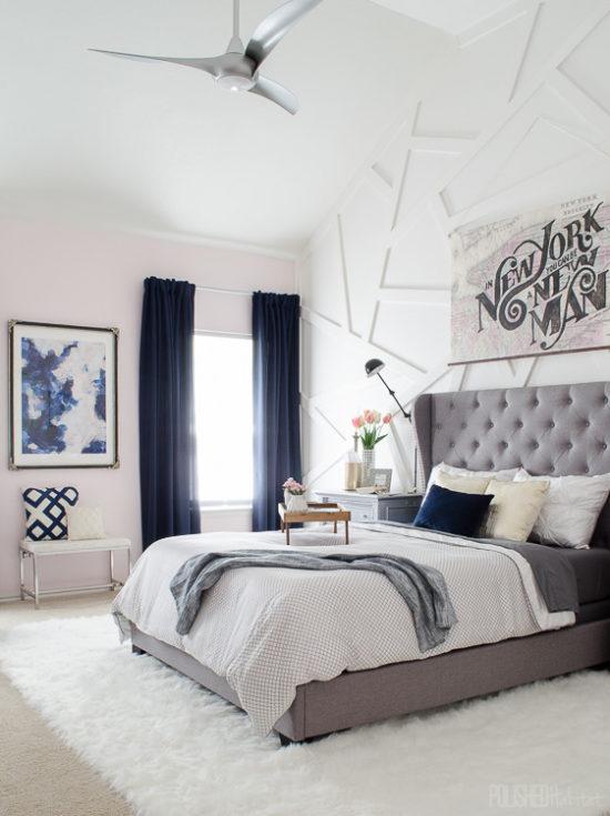 Master Bedroom Polished Habitat