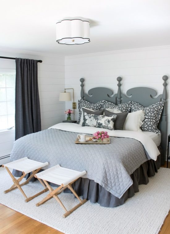 Master Bedroom Reveal Driven by Decor