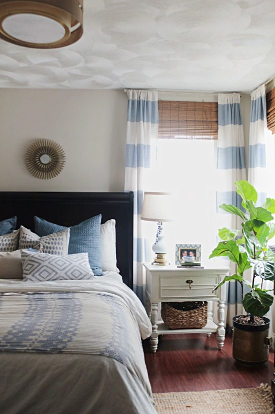 Master bedroom Fearfully and Wonderfully Made