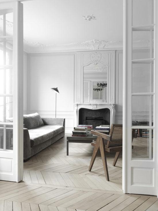 Paris-apartment-herringbone floors-interior-by-Nicolas-Schuybroek-