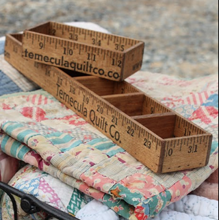 Upcycled Rulers