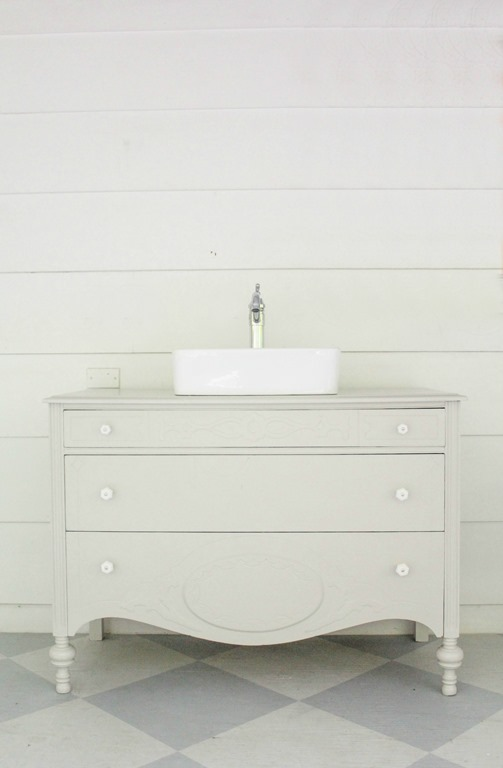 dresser-made-into-bathroom-vanity