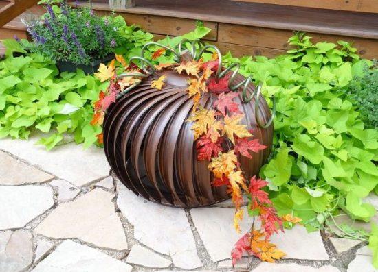 repurposed-roof-wind-turbines-again-crafts-halloween-decorations-repurposing-upcycling