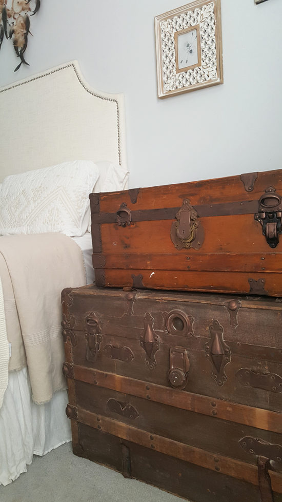Vintage Steamer Trunks Home Design