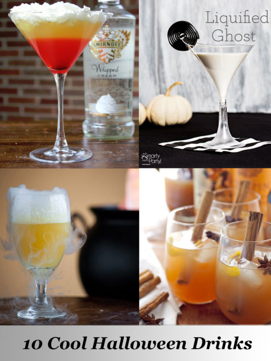 Halloween Cocktail ideas for your next party