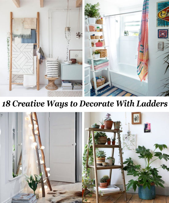 18-creative-ways-to-decorate-with-ladders-pin