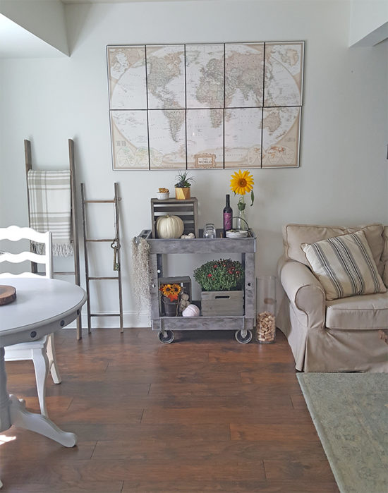 Fall Home Tour Decorating Ideas The Honeycomb Home