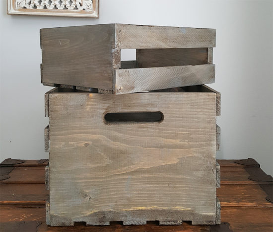 How to age new wood for a weathered look