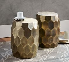 accent-stool-gold-side-table