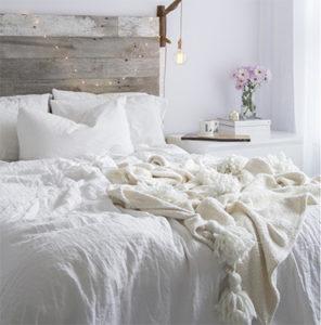 weekend design picks white bedroom