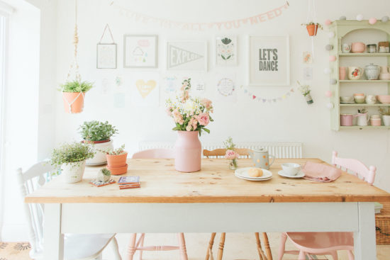light and bright house tour