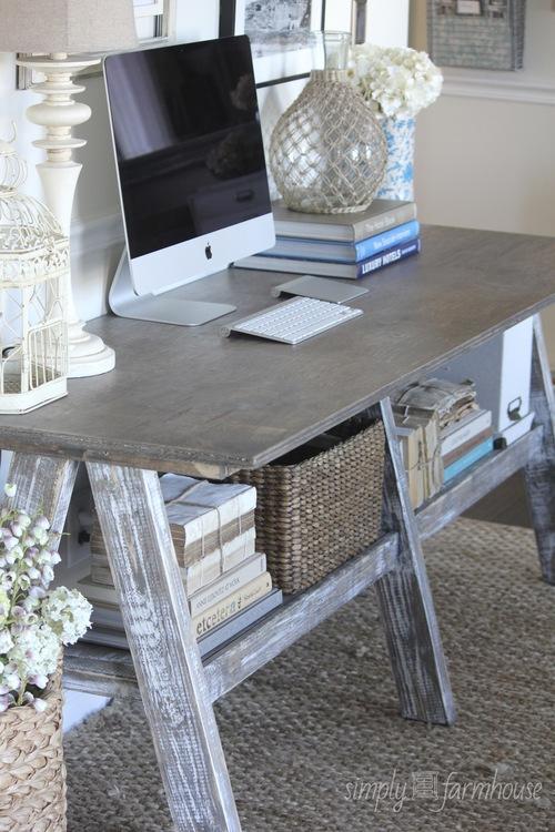 Design Ideas-rustic-farmhouse-desk