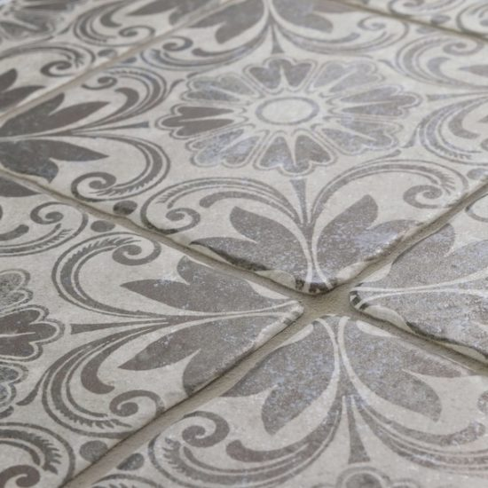 Patterned Tile Trend