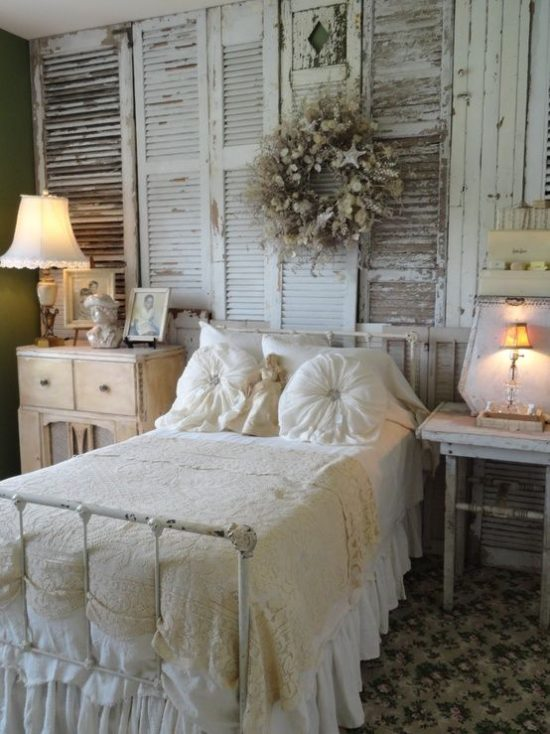 rustic-shutters-on-wall