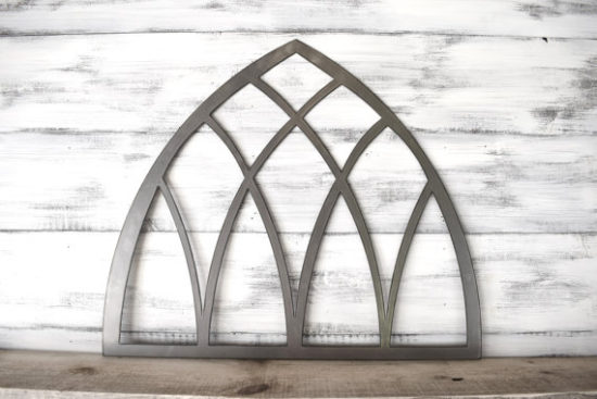 Arched Window Frame Farmhouse Gift Ideas from Etsy