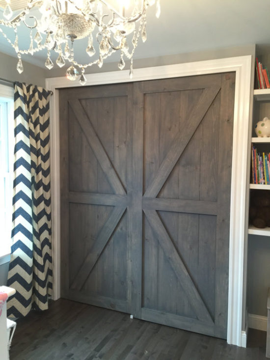 Made to Order Custom Barn Doors