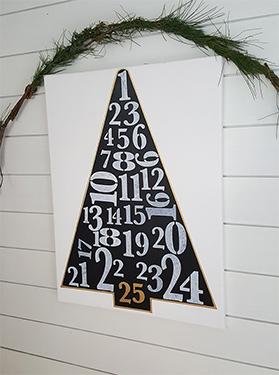 diy-christmas-wall-art