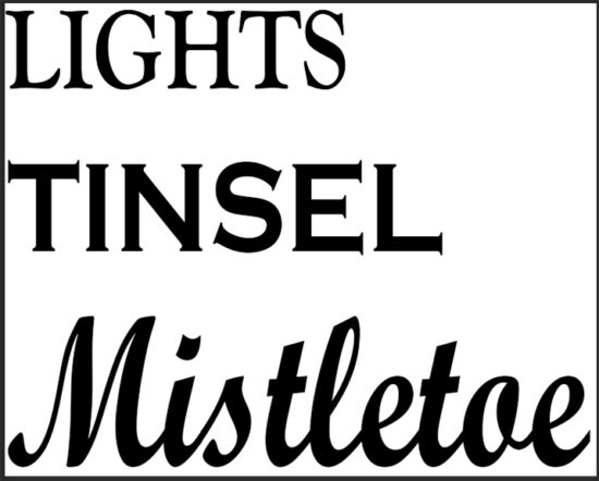 lights-tinsel-mistletoe-font