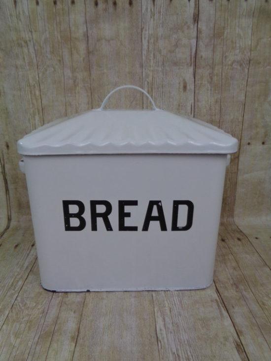 Vintage Bread Box Farmhouse Gift Ideas from Etsy