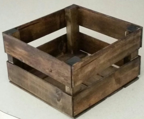 Wooden Crates for decorating