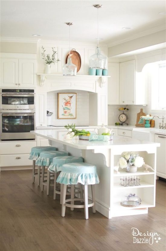 Kitchen Makeover from Design Dazzle