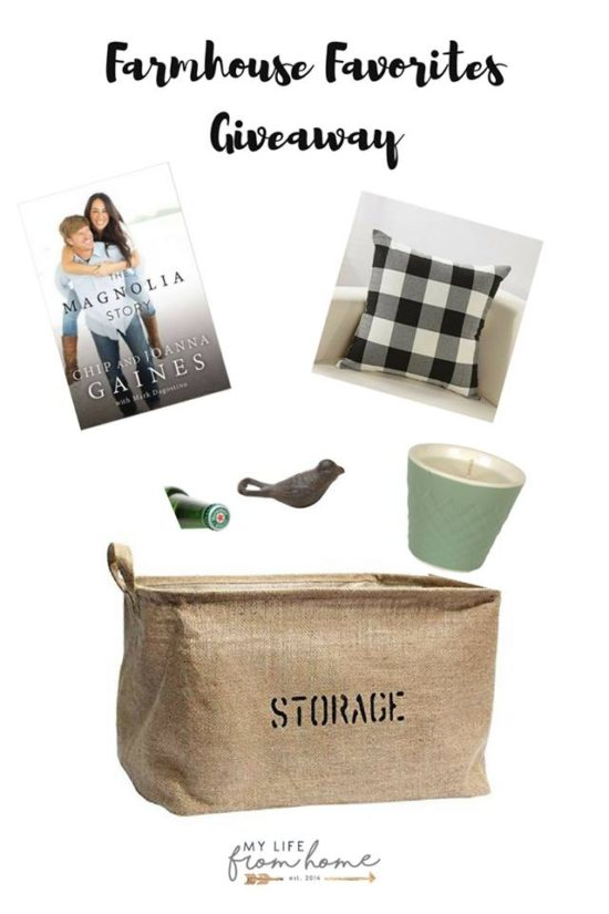My Life From Home Giveaway Bundle