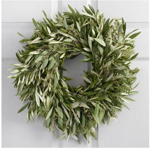 Olive Wreath Gift Ideas