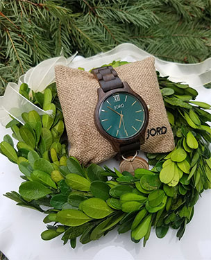 Cool gift idea jord watches for Funky household gifts