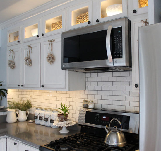how to install upper and lower cabinet lighting - Upper Kitchen Cabinets