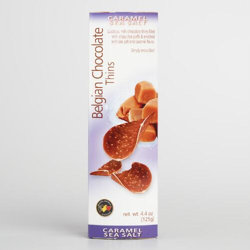 Belgian Chocolate Thins World Market