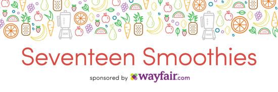 Seventeen Smoothie Recipes