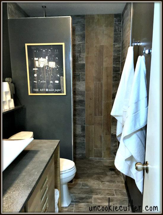 Seamless Walk In Shower Uncookie Cutter