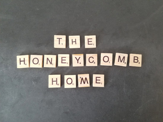 Blogging behind the scenes the Honeycomb Home