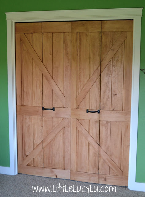 custom diy barn doors