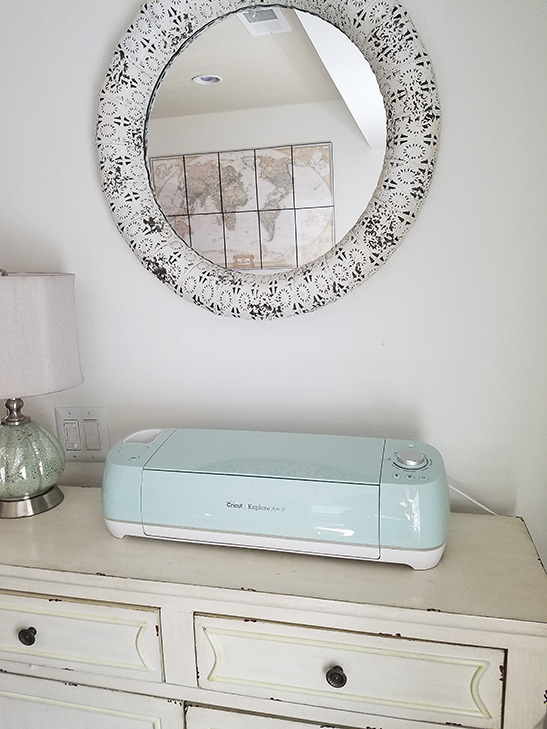 Cricut Explore Air 2 the Honeycomb Home