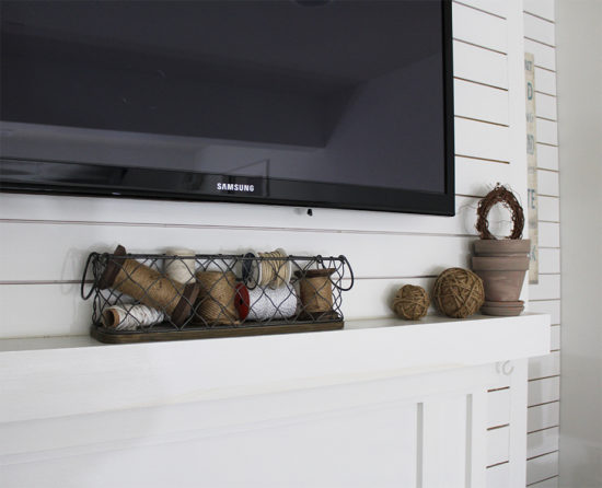 Rustic Mantel Decorating ideas