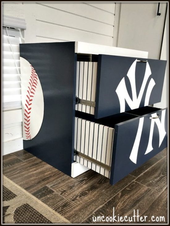 filing cabinet makeover uncookie cutter