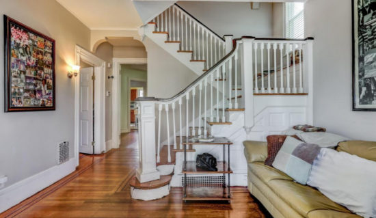 House Tour Large Open Foyer with staircase