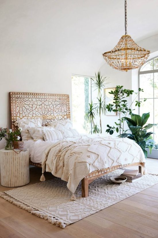 anthropologie neutral textured bedding