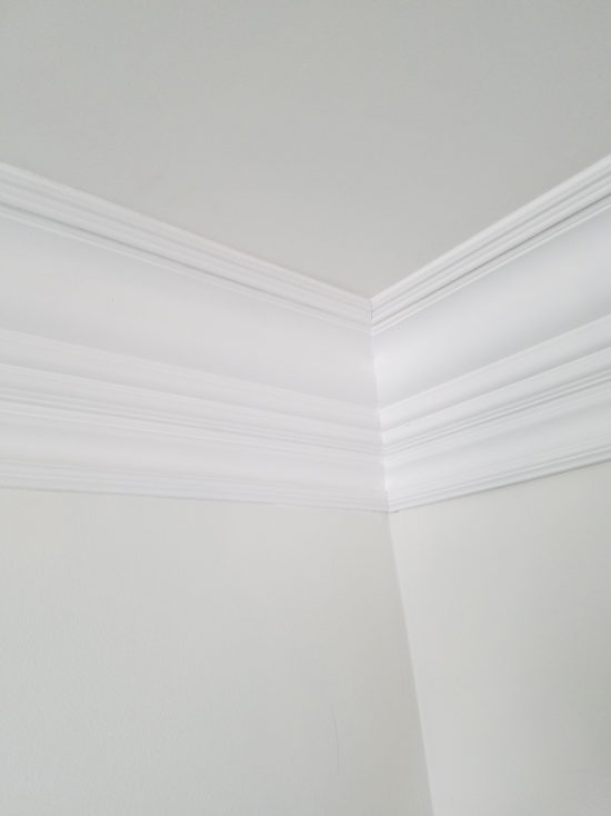 Crown Molding - Installation tips
