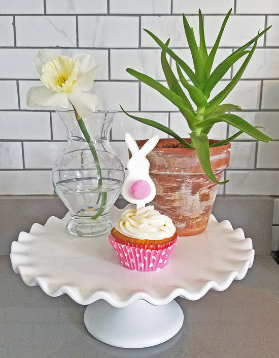 Easter Bunny Cupcake kit