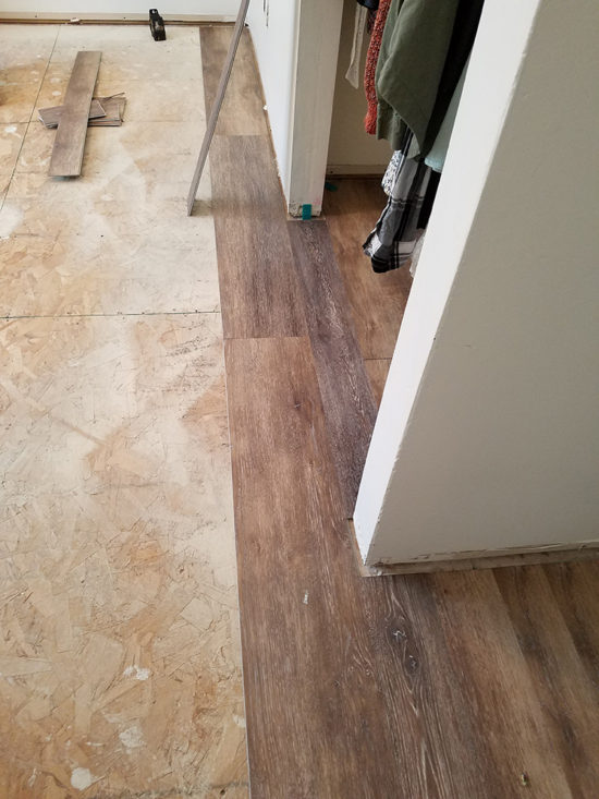 Installing Vinyl Floors Yourself Guide