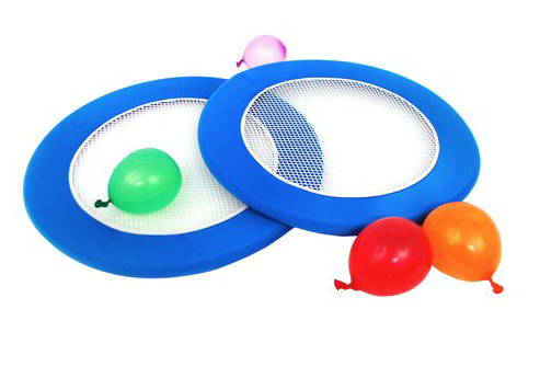 H20 bouncy paddles for water balloons backyard barbeque ideas
