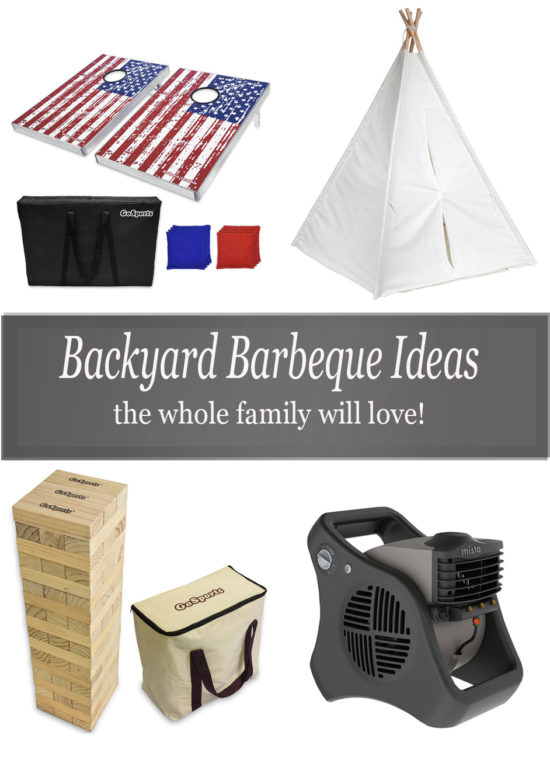 backyard barbeque ideas and lawn games the whole family will love PIN