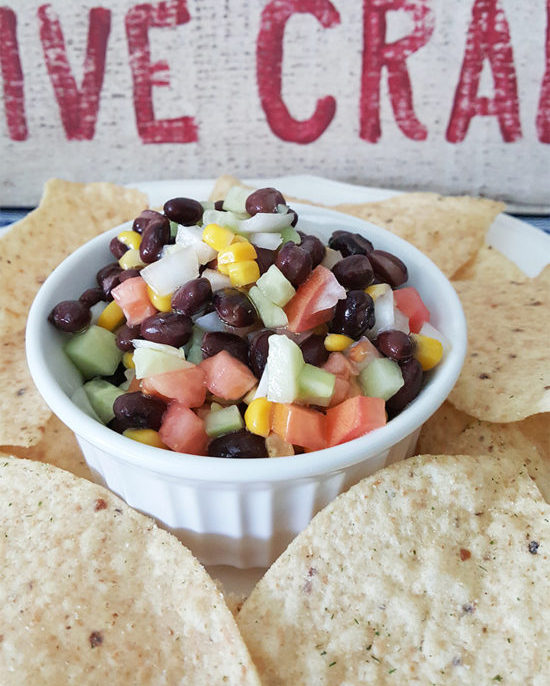 black bean salad barbeque recipes and ideas
