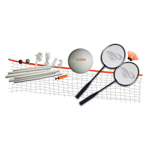 volleyball badminton set