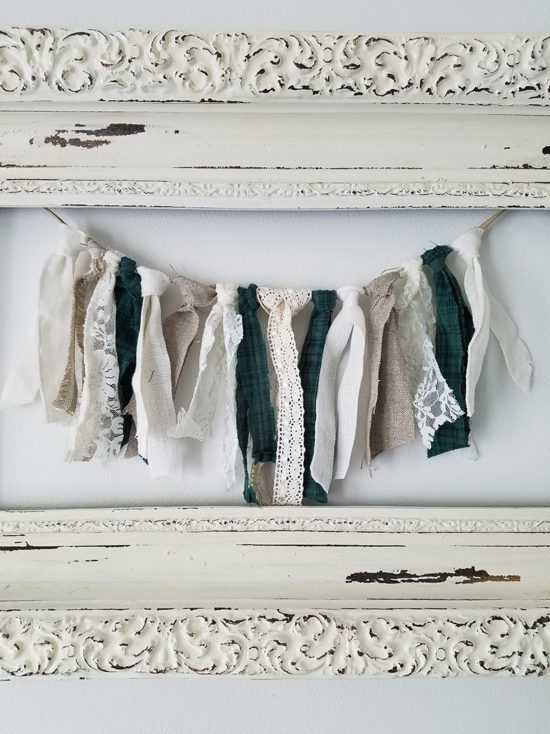 3 Easy Diy Storage Ideas For Small Kitchen: How To Make A DIY Rag Garland In 3 Easy Steps
