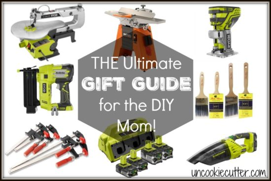 uncookie cutter diy gift guide
